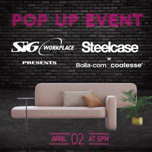 Pop Up Event- Social Media